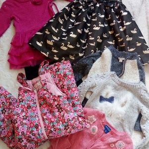 Girls 3t/4t bundle